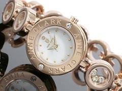 アンクラーク ANNECLARK 腕時計 レディース ダイヤ AT-1008-09PG