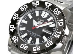 セイコー5 SEIKO ファイブ スポーツ 腕時計 自動巻き SNZF51J1【送料無料】
