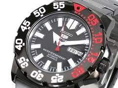 セイコー5 SEIKO ファイブ スポーツ 腕時計 自動巻き SNZF53J1【送料無料】