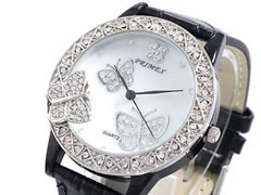 PRIMEX プリメックス 腕時計 レディース PX-2541-BK