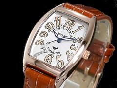ミシェルジョルダン SPORT 腕時計 天然ダイヤ SL-1100-3