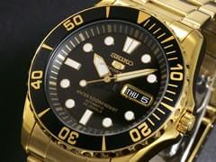 セイコー5 SEIKO ファイブ スポーツ 腕時計 自動巻き SNZF22J1【送料無料】