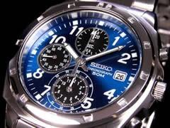 セイコー SEIKO 腕時計 クロノグラフ メンズ SND193