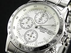 セイコー SEIKO 腕時計 クロノグラフ メンズ SND363