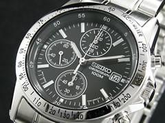 セイコー SEIKO 腕時計 クロノグラフ メンズ SND367