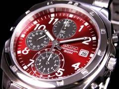 セイコー SEIKO 腕時計 クロノグラフ メンズ SND495