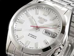 セイコー 5 SEIKO FIVE 腕時計 自動巻き メンズ SNKE79J1