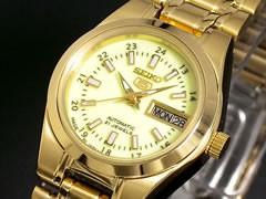 セイコー 5 SEIKO ファイブ 腕時計 自動巻き 蓄光 レディース SYMH34J1【送料無料】
