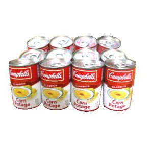 キャンベルコーンスープ12缶