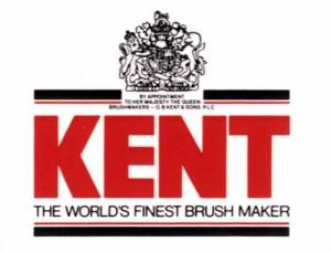 英国王室御用達 ケント社 KENT レディス ヘアブラシ LC4(硬い髪用)