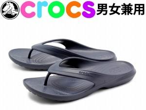 クロックス クラシックフリップ  男女兼用 CROCS CLASSIC FLIP 202635 メンズ レディース サンダル(01-12390581)