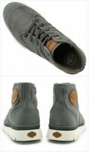 パラディウム パラブリーク ハイ LC 男性用 PALLADIUM 03829 017 444 メンズ ハイカット スニーカー ブーツ(1041-0006)