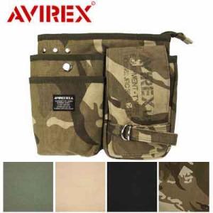 メール便送料無料 AVIREX ウエスト&ショルダーバック (アヴィレックス) アビレックス ウエストバッグ ショルダーバッグ メンズ