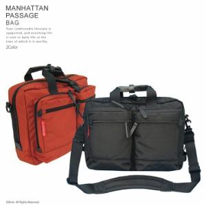 【送料無料】MANHATTAN PASSAGE マンハッタン スモールオフィス ブリーフケース ビジネスバッグ