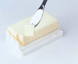 定量ガイド付バターケース&ナイフセット BTG1 #10