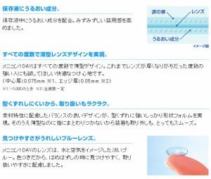 メニコンワンデー 1箱 - [30枚] menicon 1day 1日使い捨て コンタクトレンズ コンタクト 処方箋なし メニコン
