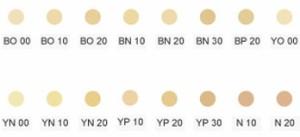 ★送料無料★カバーマーク ジャスミーカラー エッセンスファンデーションボトルタイプ YP30(30g)