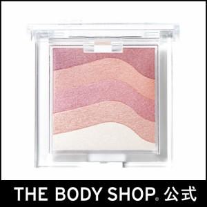 【正規品】<アイカラー・チークカラー>シマーウェイブ ブラッシュ 【THE BODY SHOP(ザ・ボディショップ)】