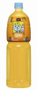 2ケース 送料無料 直送 コカ・コーラ コカコーラ ミニッツメイドQooわくわくオレンジ1.5LPET 8本入り×2ケース
