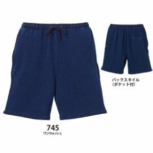 12.2オンス デニム スウェット ショーツ#3904-01 S M L XL ハーフパンツ ショートパンツ メンズ swet bott