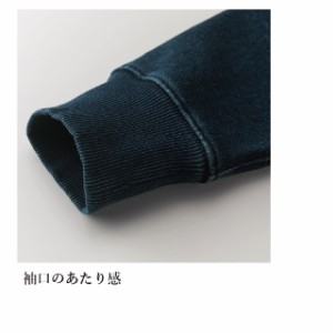 12.2オンス デニムスウェット フルジップ パーカ#3905-01 S M L XL スエット ジップアップ パーカー インディゴ メンズ swet