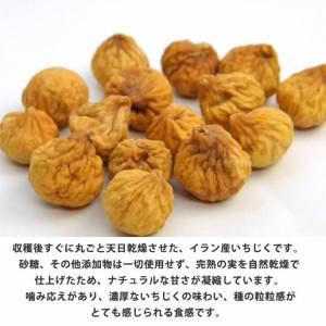 送料無料 小粒ドライいちじく 砂糖不使用 150g  イラン産 ドライフルーツ 無花果 いちじく イチジク イチヂク