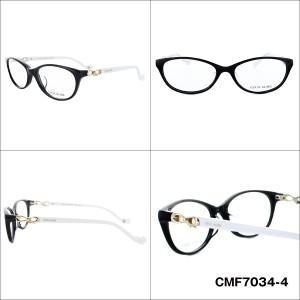 セシルマクビー ECILMcBEE 眼鏡 CMF7034 全4カラー 52 人気 眼鏡 メガネ ブランド ファッション オシャレ アイウェア