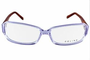 セリーヌ 伊達眼鏡 CELINE VC1582S 55サイズ 0M24 人気 眼鏡 メガネ ブランド ファッション オシャレ アイウェア