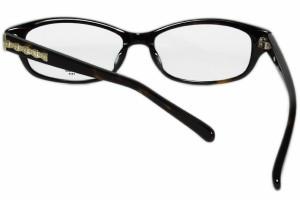 ロエベ 伊達眼鏡 LOEWE VLW839J-722 53サイズ フルリム/セル/スクエア