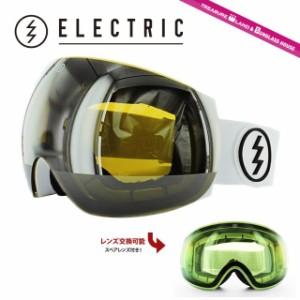 エレクトリック ゴーグル ELECTRIC イージースリー EG3 GLOSS WHITE BRONZE/SILVER CHROME EG6214050_BSRC 人気 ブランド スキー スノー