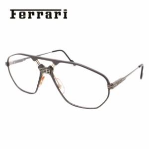 フェラーリ 伊達眼鏡 Ferrari F22 700 62サイズ