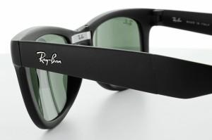 【ポイント10倍】 【送料無料】 国内正規品 Ray-Ban(RayBan) レイバン サングラス ウェイファーラー RB4105 601S 50 WAYFARER 折りたたみ