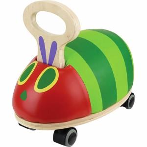 送料無料 はらぺこあおむし GOGOライド GOGOライド 日本育児 Nihonikuji 乗用玩具