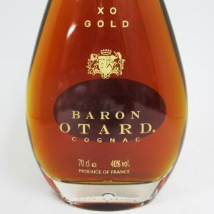 バロン オタール XO ゴールド 40度 700ml 正規品 (専用BOX入り)