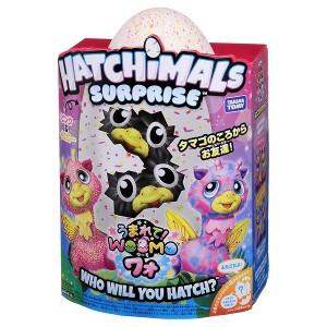 うまれて!ウーモ ワォ (HATCHIMALS)  ベストセラー商品 大人気のウーモ