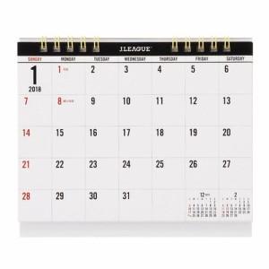018年 J.LEAGUE  Jリーグ カレンダー 2018 卓上タイプ