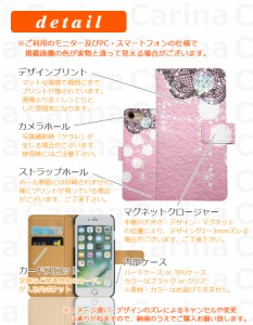 【 スマホケース EM02L 】ワイモバイル ネクサス6 Nexus6 EM02L 手帳型スマホケース キラキラレース di266 横開き (ワイモバイル Nexus6