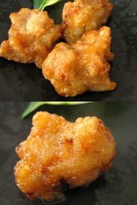 電子レンジで簡単調理 鶏モモディープフライ(若鶏から揚げ)1kg