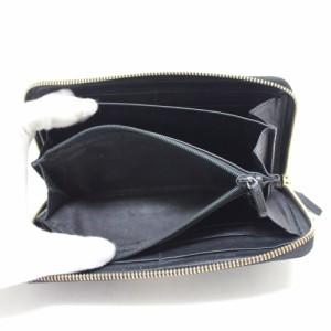あす着 GUCCI グッチ 307980 ラウンドファスナー長財布 グッチシマ  ブラック 黒 コインケース