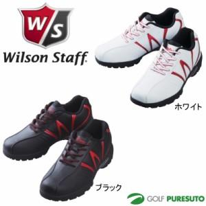 ウィルソン ゴルフシューズ WSSL-1450 (148217) [Wilson golf スパイクレス]【■Kas■】