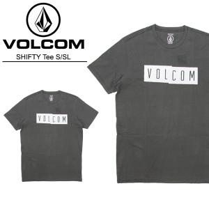 【メール便送料無料】ボルコム(VOLCOM) SHIFTY Tee S/SL (A4311700) メンズ 半袖 Tシャツ【36】[AA]