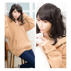 【即納】【送料無料】wig【ウィッグ】ミディアムボブ/5色(耐熱性あり)フルウィッグ かつら ショート