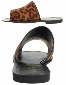 【即納】EVRIS【エヴリス】トゥチップフラットサンダル/全2色トレンド 歩きやすい 靴 秋冬 ぺたんこ