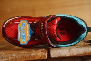 軽量 抗菌 防臭 キッズ スニーカー 運動靴 ライガ 雷牙 RAIGA 17250 男の子  【Y_KO】■05170927