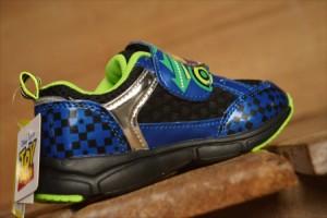 最安値に挑戦 光る靴 バズ ウッディ ディズニー Disney 男の子 スニーカー  7082【Y_KO】■05170927