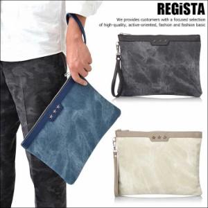 REGiSTA レジスタ クラッチバッグ メンズ レディース 07-509 SD4543506【AM】180418