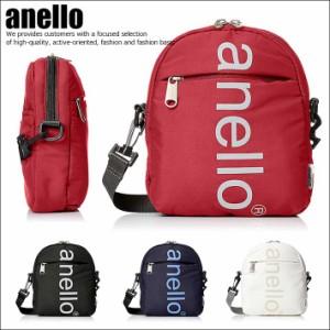 anello アネロ AH-B2483 ショルダーバッグ ポシェット サコッシュ メンズ レディース SD6150059 180617