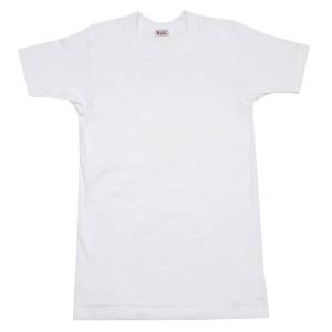B.V.D.GOLD 半袖丸首Tシャツ (S〜L)(メンズ 男性 アンダーシャツ tシャツ 肌着 インナー インナーシャツ クルーネック)OO