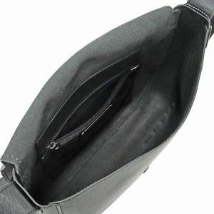 バッグ メンズ ショルダー COACH アウトレット ナチュラル スムース レザー ハドソン メッセンジャー / ショルダーバッグ  F86778 QB/BK