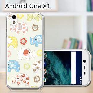 シャープ Android One X1 ワイモバイル ハードケース/カバー 【ふつーのパォー PCクリアハードカバー】 スマートフォンカバー・ジャケッ
